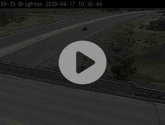 US-34  096.45 WB : 0.2 mi E of I-25 (Loveland-LR) - North
