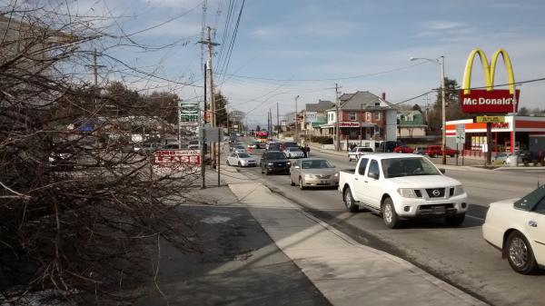 Chambersburg, PA Traffic Conditions and Accident Reports
