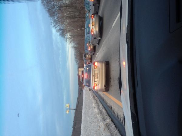 mass pike Charlton Traffic Conditions and Accident Report