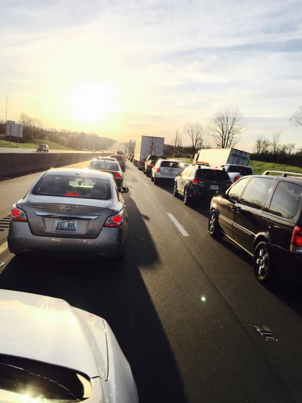 I-64 Simpsonville, KY Traffic and Road Conditions