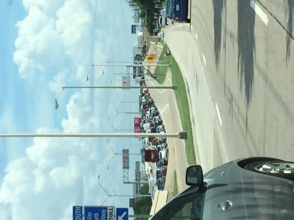 Plano Traffic Conditions and Accident Report