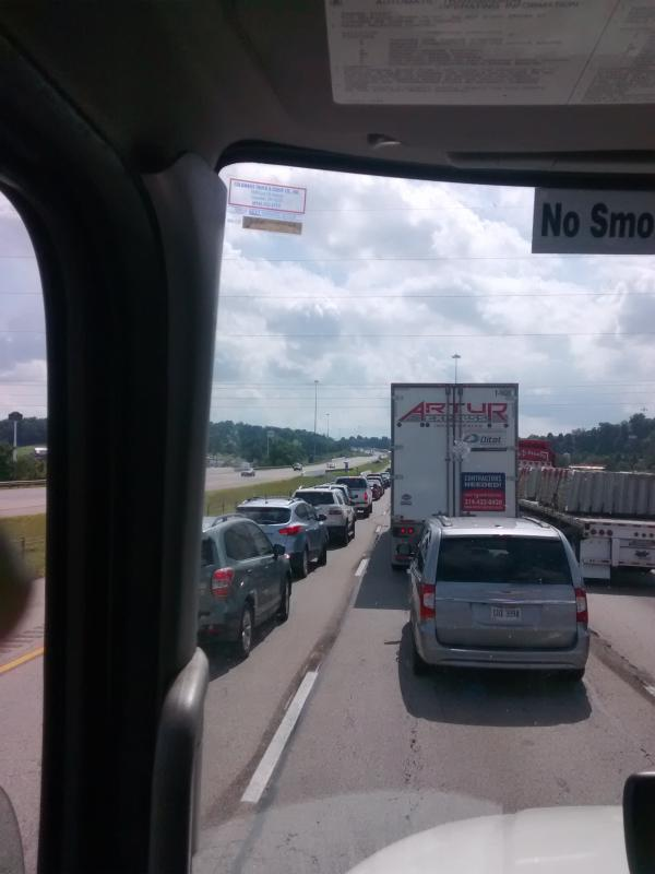 Mansfield Traffic Conditions And Accident Reports