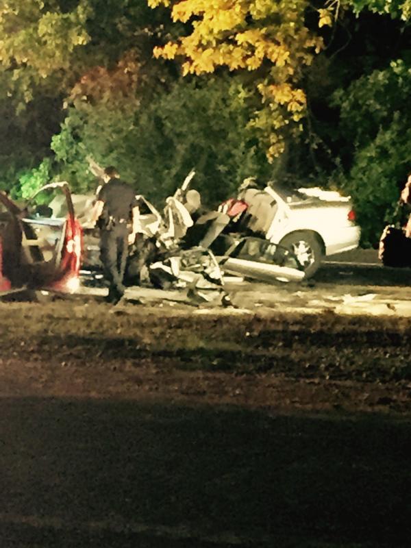 Derby Ct Car Crash