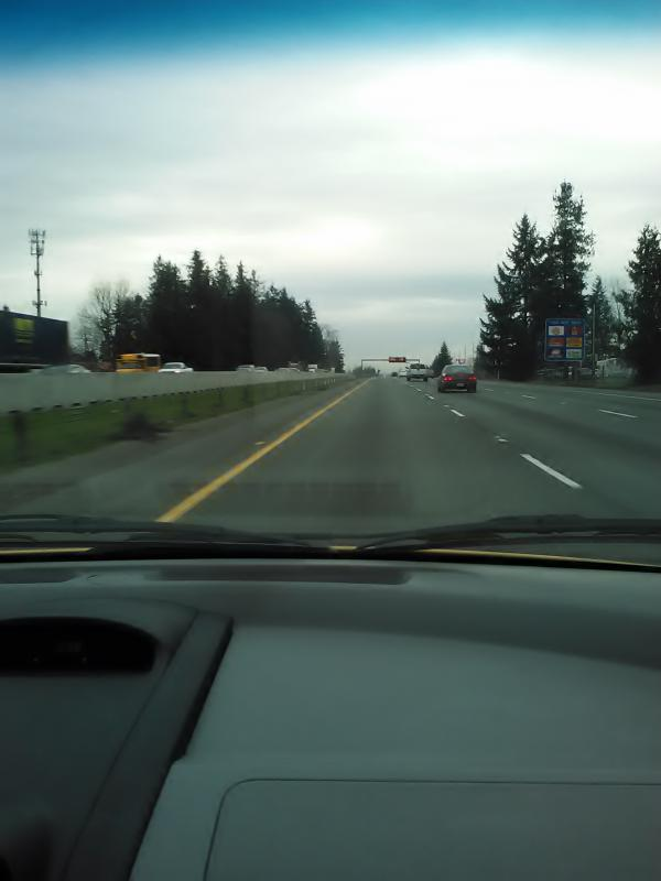 I-5 Everett, WA Traffic and Road Conditions
