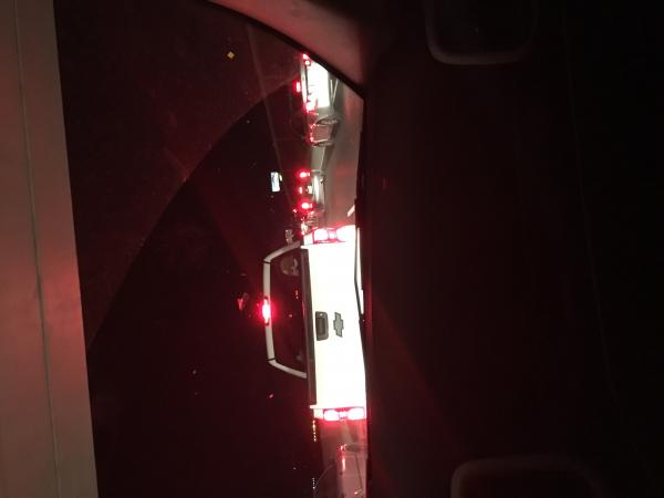 Accident on 35 - Kyle, TX - Navbug User Report