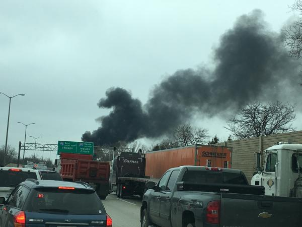 I-94 Illinois Traffic and Road Conditions