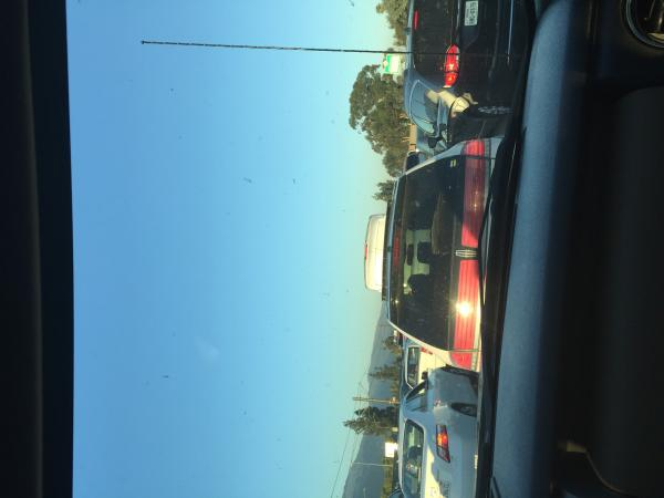 I-210 California Traffic and Accident
