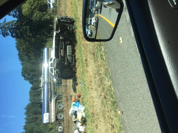 Woodland, WA Traffic Conditions and Accident Reports