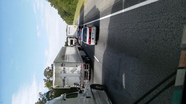 I-95 Georgia Car Accidents