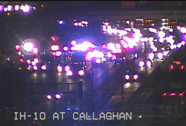 Archived Traffic Incident in San Antonio, TX