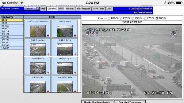 I-20 Texas Fatal Accidents