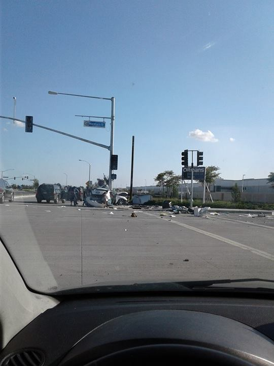 Perris, CA Traffic Conditions and Accident Reports