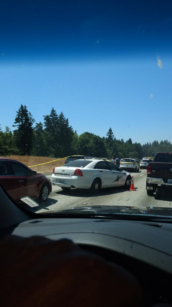 Car accident in lacey wa