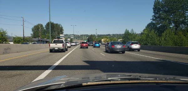 Renton, WA Traffic Conditions and Accident Reports