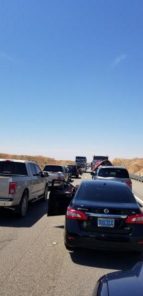 I-15 Nevada Car Accidents