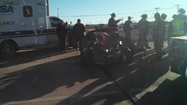 I-35 Oklahoma City, OK Traffic and Road Conditions