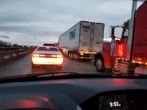 Breaux Bridge Traffic Conditions and Accident Report