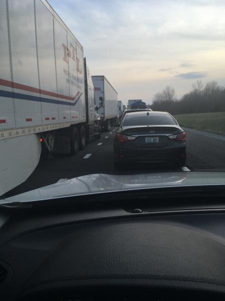 Accident On 65 Near Bowling Green Ky Today