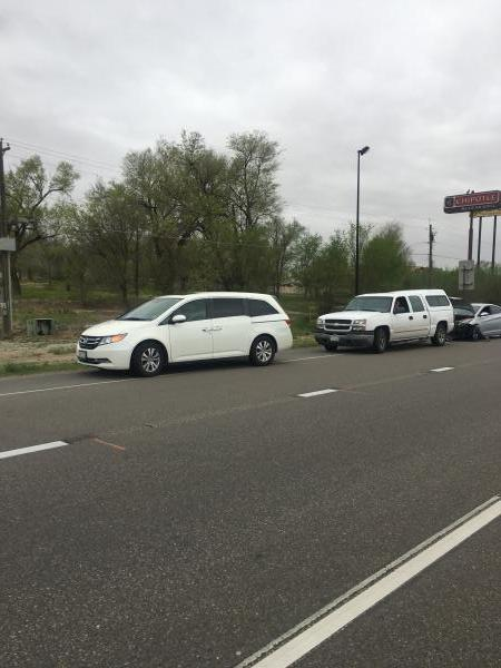 I-25 Colorado Car Accidents