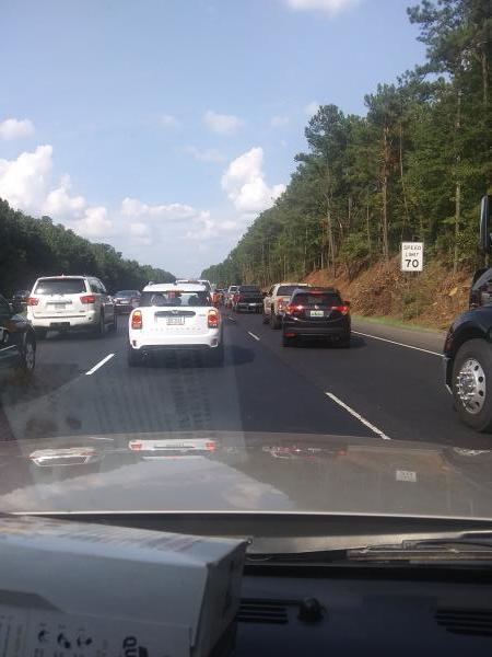 Douglasville, GA Traffic Conditions and Accident Reports
