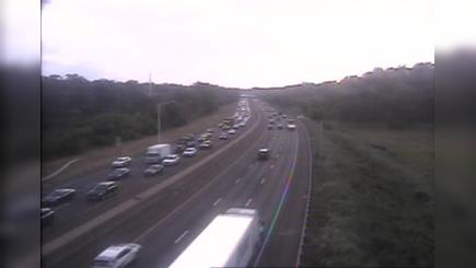 Greens Farms › South: CAM  Westport I- SB S/O Exit - S/O Sherwood Is. Connector