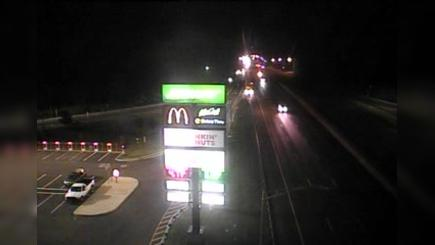 Fairfield › North: CAM - I- NB Exit - Rest Area