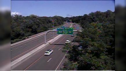 Milford › North: CAM - CT  NB Exit - Parkway