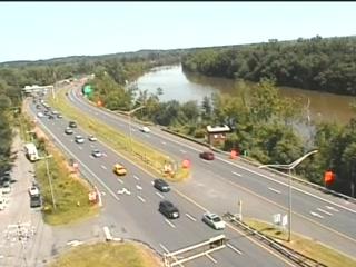 CAM 159 Middletown RT 66 WB @ Rt 9 SB - Arrigoni Bridge - Westbound