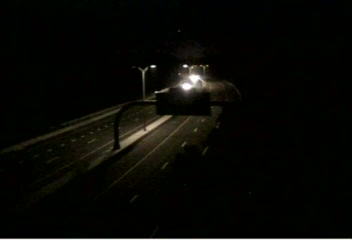CAM 97 Milford CT 15 NB Exit 54 - Milford Parkway - Northbound