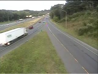 CAM 147 Danbury I-84 WB E/O Exit 6 - Rockwell Rd. - Westbound