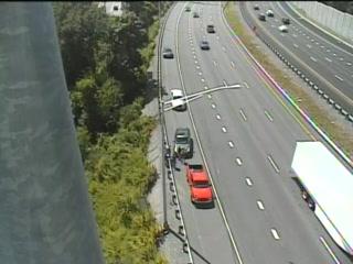 CAM 38 West Hartford I-84 EB Exit 39A - Ridgewood Rd. - Eastbound