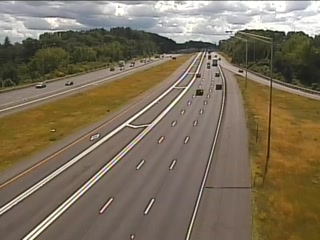 CAM 4 Manchester I-84 WB Exit 63 - Rt. 30 (Deming St.) - Westbound