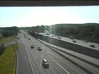 CAM 1 Vernon I-84 WB Exit 64 - Rt. 30 & 83 (Hartford Tpke.) - Westbound