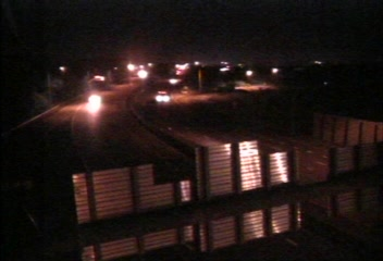 CAM 129 New Haven I-91 SB Exit 3 - Trumbull St. - Southbound