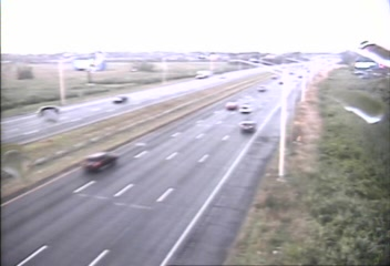 CAM 136 New Haven I-91 NB S/O Exit 9 - N/O Rt. 17 (Middletown Ave.) I-91 NB on ramp - Northbound