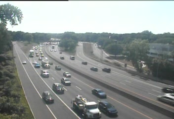 CAM 6 Greenwich I-95 NB Exit 4 - Indian Field Rd. - Northbound