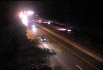 CAM 8 Greenwich I-95 SB S/O Exit 5 - Riverside Ave. - Southbound