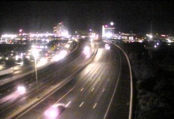 CAM 50 Bridgeport I-95 SB N/O Exit 27 - Pembroke St. - Southbound
