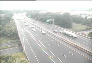 CAM 66 Milford I-95 NB Exit 40 - East Town Rd. - Northbound