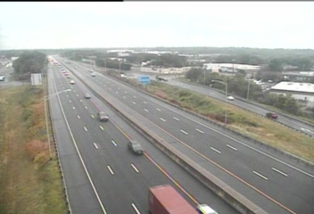 CAM 67 Milford I-95 NB Exit 40 - Woodmont Rd. - Northbound