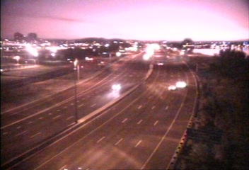 CAM 74 New Haven I-95 NB S/O Exit 46 - Long Wharf Dr. - Northbound