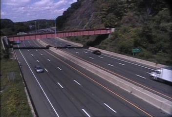CAM 81 East Haven I-95 NB Exit 53 - S/O Hosley Ave. - Northbound