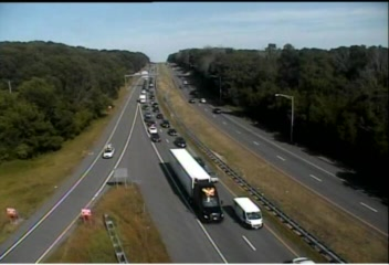 CAM 195 Waterford I-95 SB Exit 80 - Oil Mill Rd. - Southbound