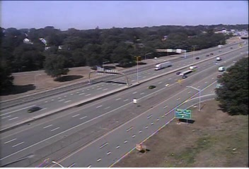 CAM 198 New London I-95 SB Exit 83 - Rt. 1 at Briggs St. - Southbound