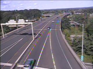 CAM 76 Windsor I-291 EB I-291 @ Exit 2A - Exit 1 (Rt. 218) - Eastbound