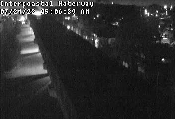 LA 24 at Intercoastal Waterway - Southbound