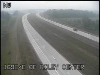 @ E. of Riley Center - east