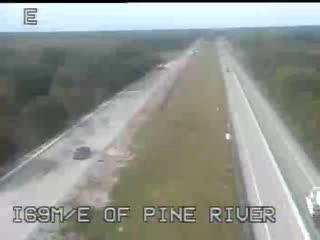 @ E. of Pine River - east