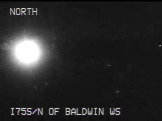 @ N of Baldwin WS - north