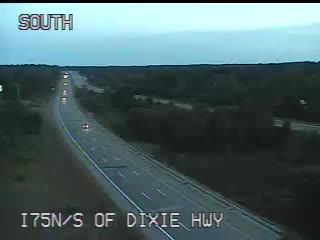 @ S of Dixie Hwy - North